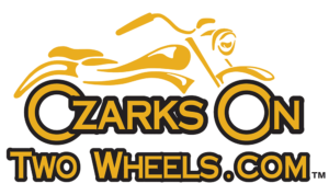 ozarks on two wheels logo