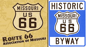 route 66 association of missouri