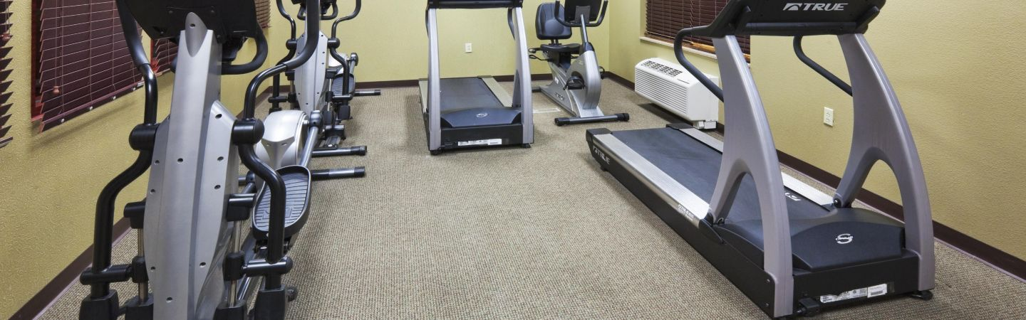 holiday inn express exercise area