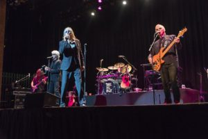 "Three Dog Night's hits include ""Joy to the World,"" ""One,"" and ""An Old Fashioned Love Song."""