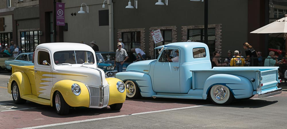 CAR SHOW – Birthplace of Route 66 Festival